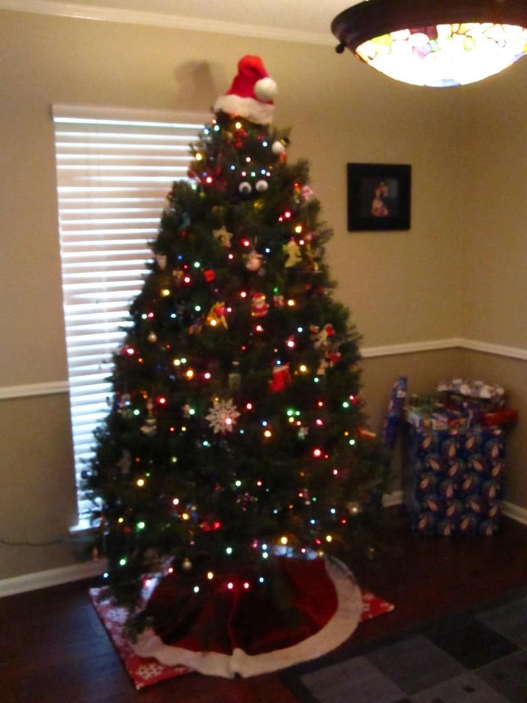 Christmas Tree Funnel