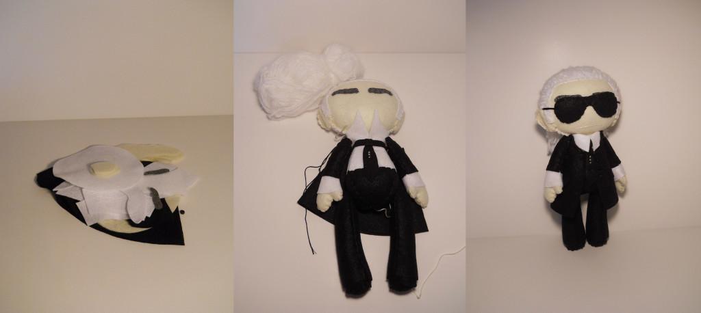 Karl Lagerfeld (In process)