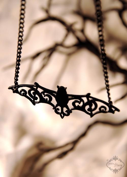 BatNecklace