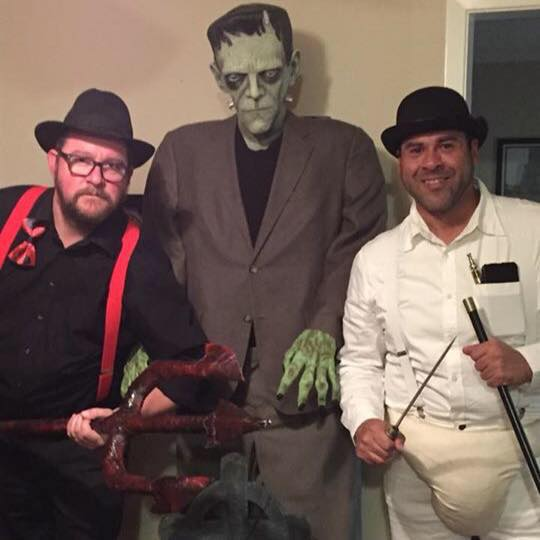 Haunted Places In Northwest Houston: We Have A Date! Scarydad's Haunted Halloween Show Part II